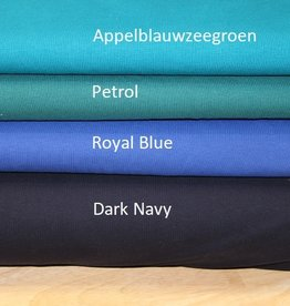 French Terry Royal Blue