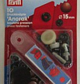 Prym Prym - Naaivrije drukknopen koper 15mm - 390 309