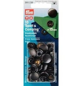 Prym Prym - Navulling 15mm brons - 390 230