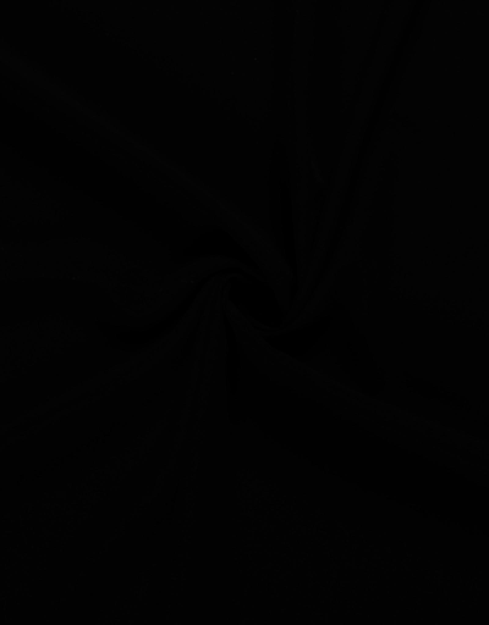 Nooteboom Moss crepe zwart