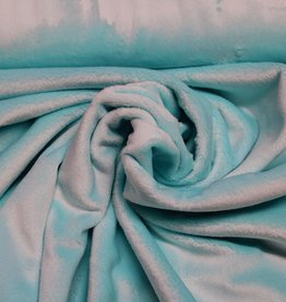 Michael Miller Fleece Aquamarine - Michael Miller