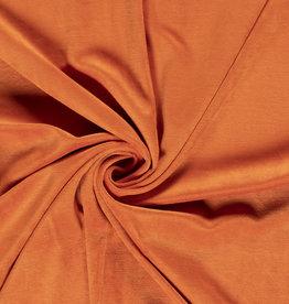 Nicky Velours oranje-roest