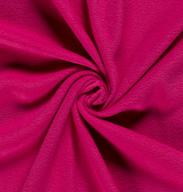 Poppy Anti-pilling lambsfleece fuchsia