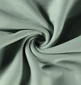 Katoenfleece mint