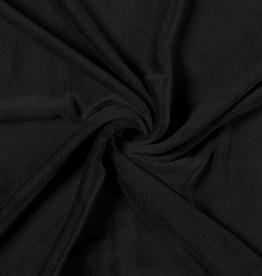Welnessfleece zwart