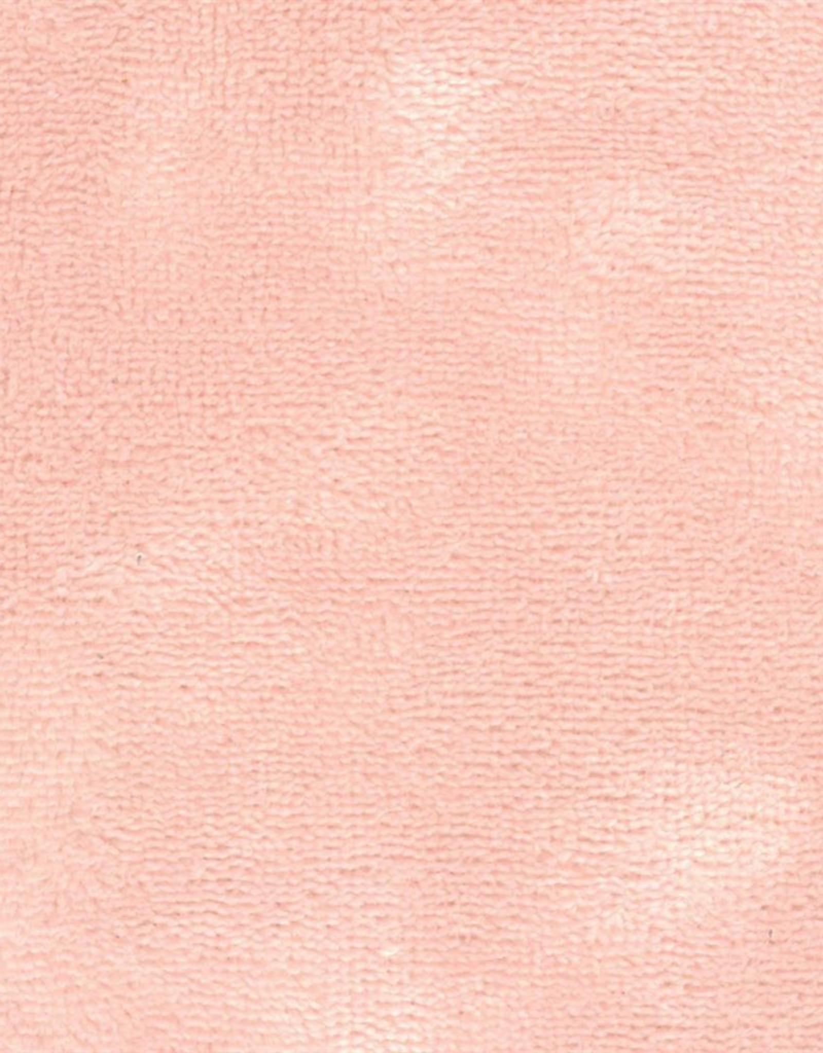 Domotex Bamboe micro terry badstof blush