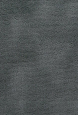 Domotex Bamboe micro terry badstof grijs