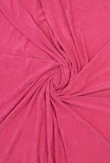 Spons towel fuchsia