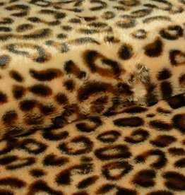Hilco Fake Fur Leo - leopard pels