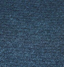 Toptex Bouclé petrol blauw