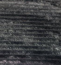 Zwart gestreepte pels