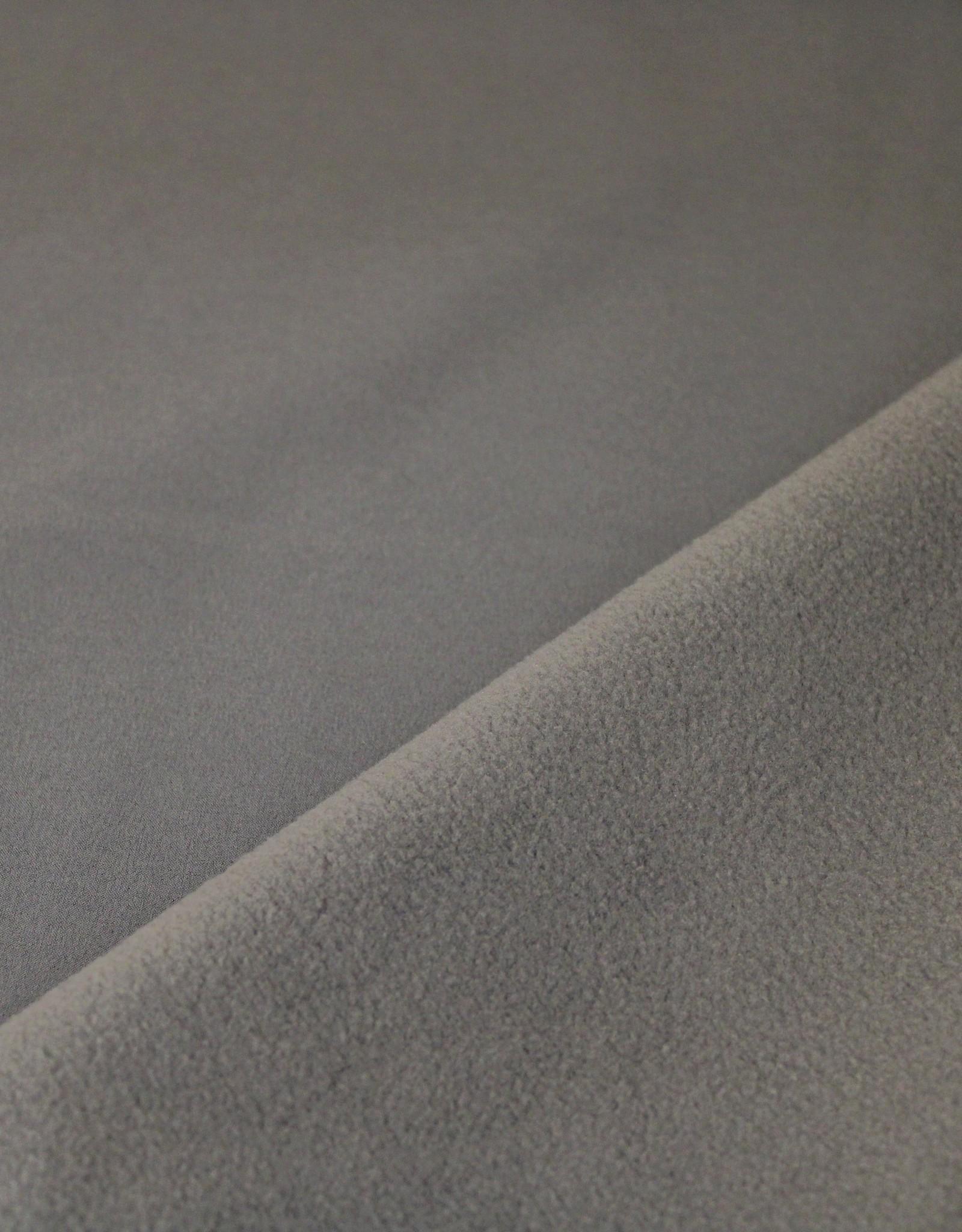 Softshell midden grijs