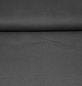 Katoenlinnen zwart