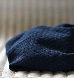 Mind the Maker Organic Wicker knit caviar - Mind the Maker
