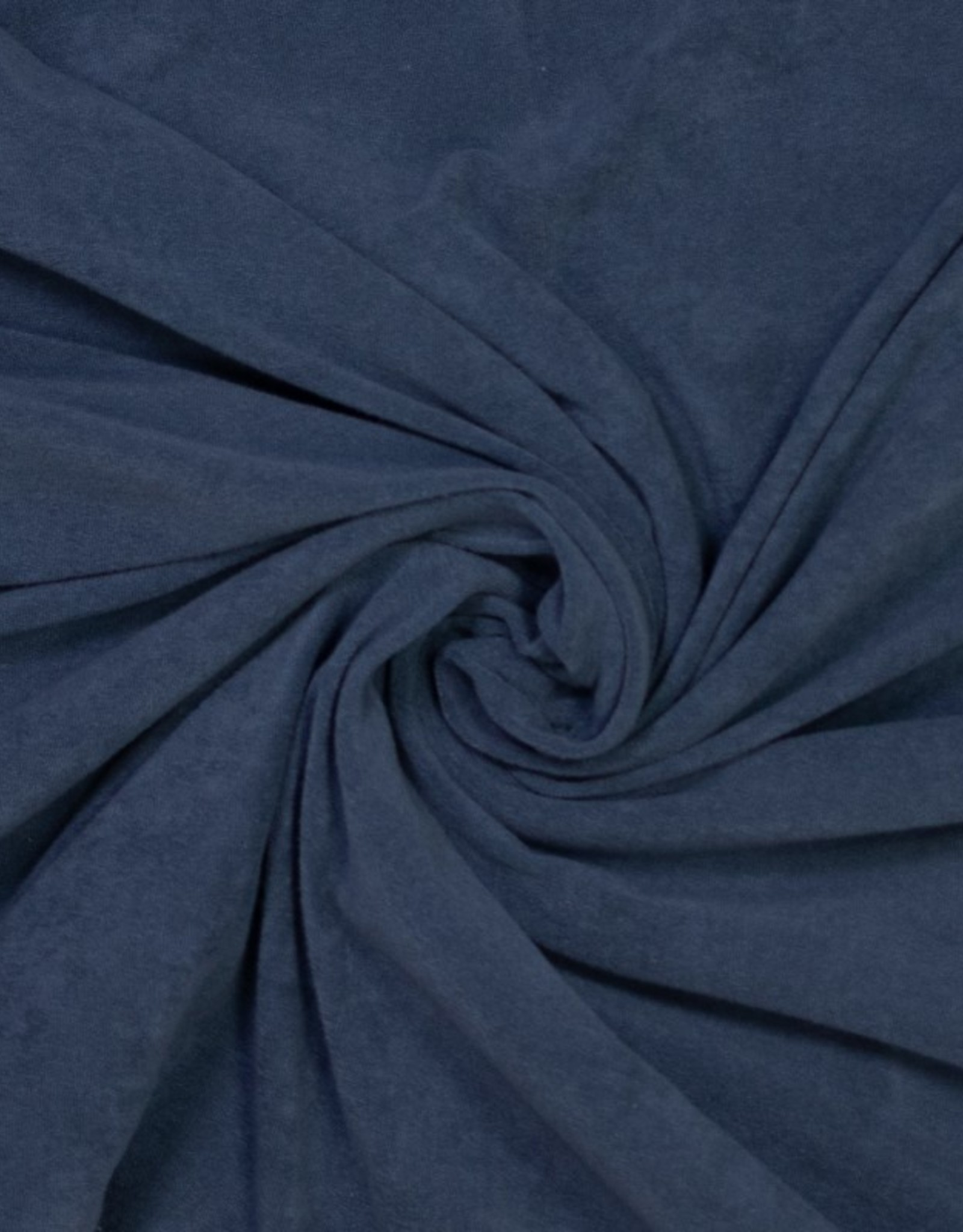 Spons towel dark denim jeansblauw