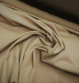 Katoen batist beige