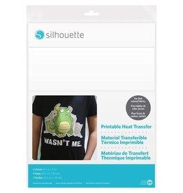 silhouette Printable Heat Transfert - printbare flexfolie voor donkere stoffen
