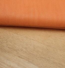 Tule oranje - stijf