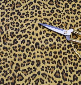 Nooteboom Tetra 2laags oker luipaardprint