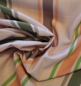 About Blue Fabrics Gestreept katoen - About Blue Fabrics