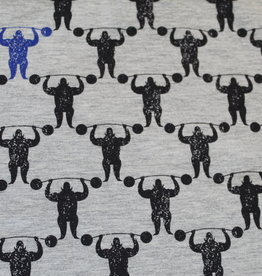 Mies&Moos Tricot Strong Men