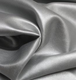 Nooteboom COUPON Skai leder zilver 100x150cm