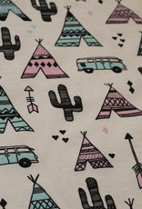 Nooteboom Canvas tipi-tent