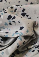 Nooteboom Canvas confetti grijs