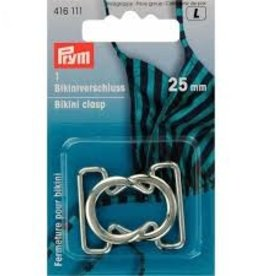 Prym Prym -bikinisluiting zilver 25mm - 416 111