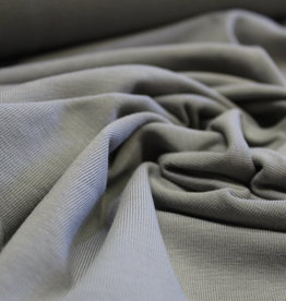 Uni tricot GOTS grijs