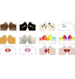 paneel voor mondmaskers voor dames