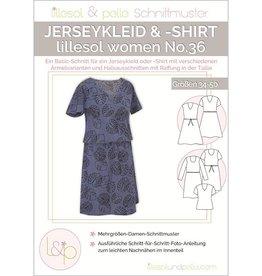 Lillesol & Pelle Jerseykleed en T-shirt vrouwen No 36