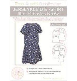Lillesol & Pelle Jerseykleed en T-shirt kids No 62