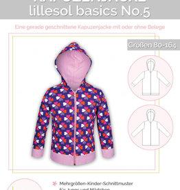 Lillesol & Pelle Kaptruivest kids No 5