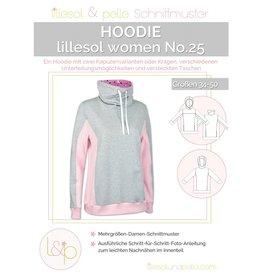 Hoodie vrouwen No 25
