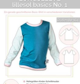 Lillesol & Pelle Longsleeve basic kids No 1