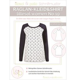 Lillesol & Pelle Raglankleed en T-shirt vrouwen No 19