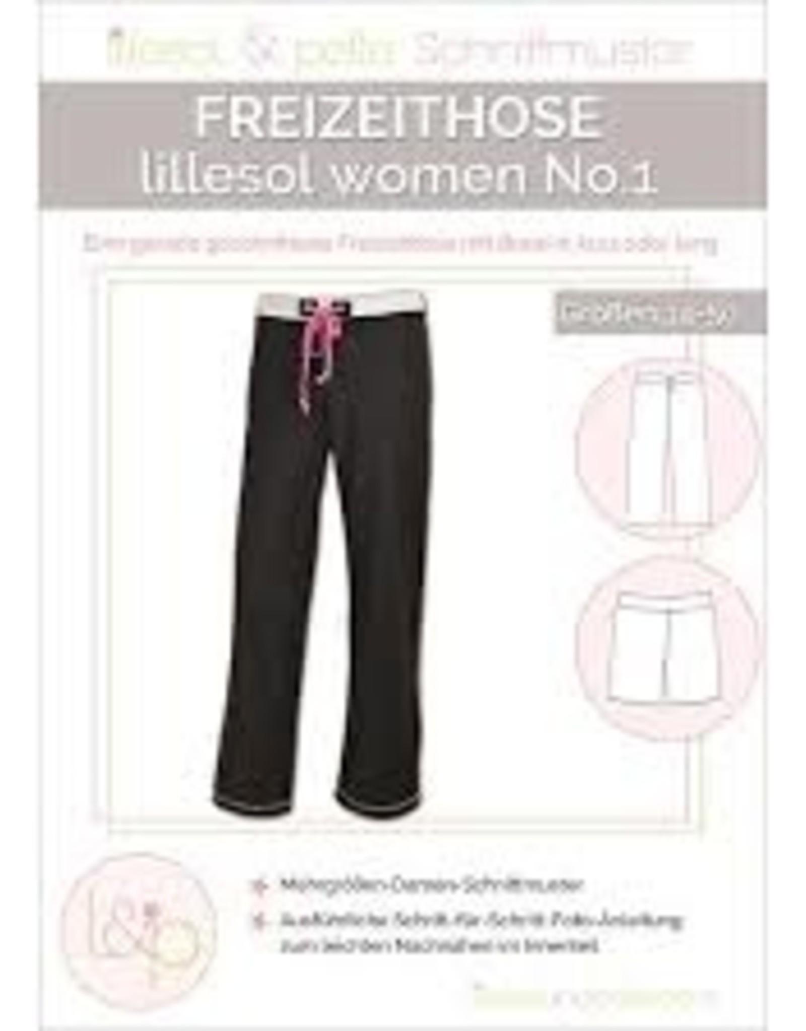 Lillesol & Pelle Vrijetijdsbroek vrouwen No 1
