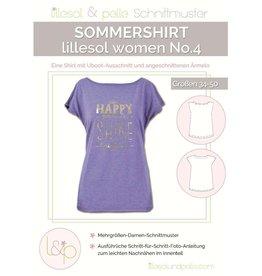 Lillesol & Pelle Zomer T-shirt vrouwen No 4