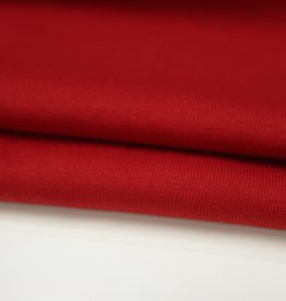 boordstof warm rood 46cm tubular