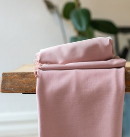 Meet Milk Soft Stretch twill tencel puff rose