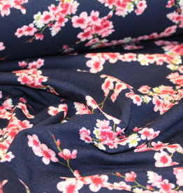 Poppy Soft Sweat GOTS Blossom navy