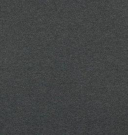 Uni jersey grijs melange