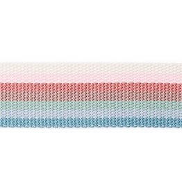 Rico Design Tassenband smokey gestreept 40mm x2m