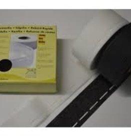 vlieseline kantenfix 40mm zwart