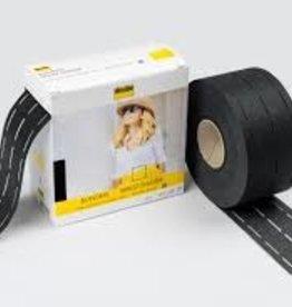 vlieseline Rokband 70mm (10-25-25-10mm) zwart