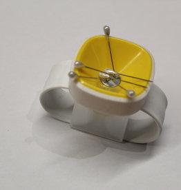 Magnetische armband voor spelden ass kleuren