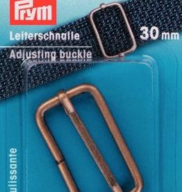 Prym Prym  - regelbare gesp 30mm oudmessing - 615 807