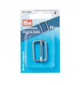 Prym Prym  - regelbare gesp 25mm zilver - 615 800