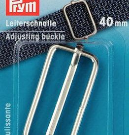 Prym Prym  - regelbare gesp 40mm zilver - 615 810